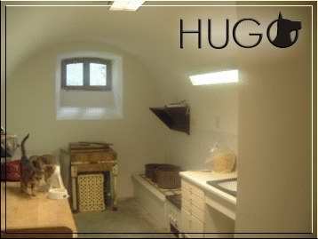 Kuchyňka hotelu Hugo